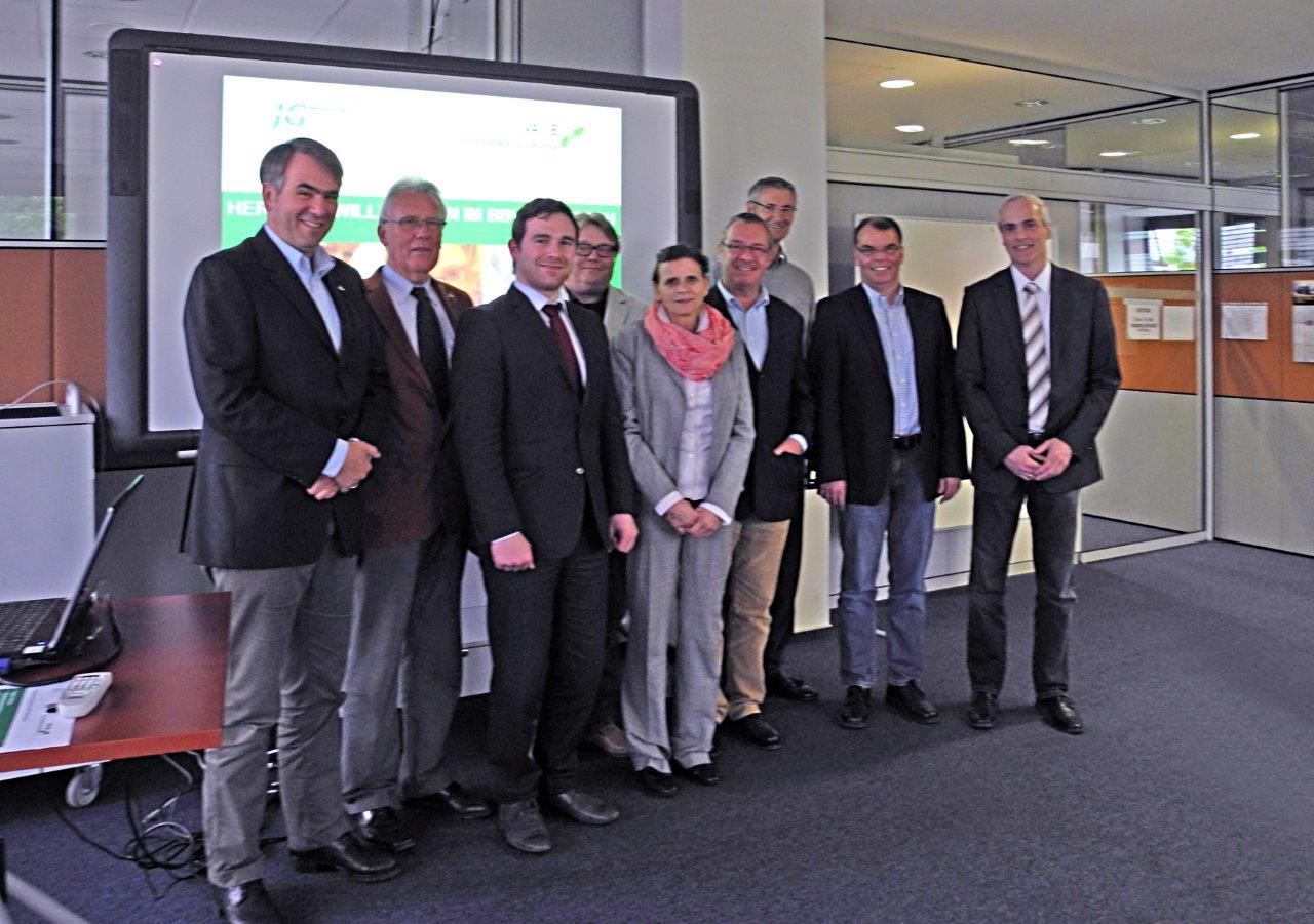 WiFo Vorstandssitzung on Tour – Berufsbildungswerk