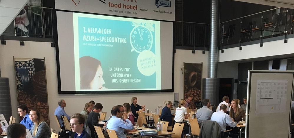 Speed dating karlsruhe ihk 2017
