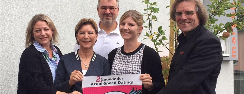 Azubi speed dating neuwied